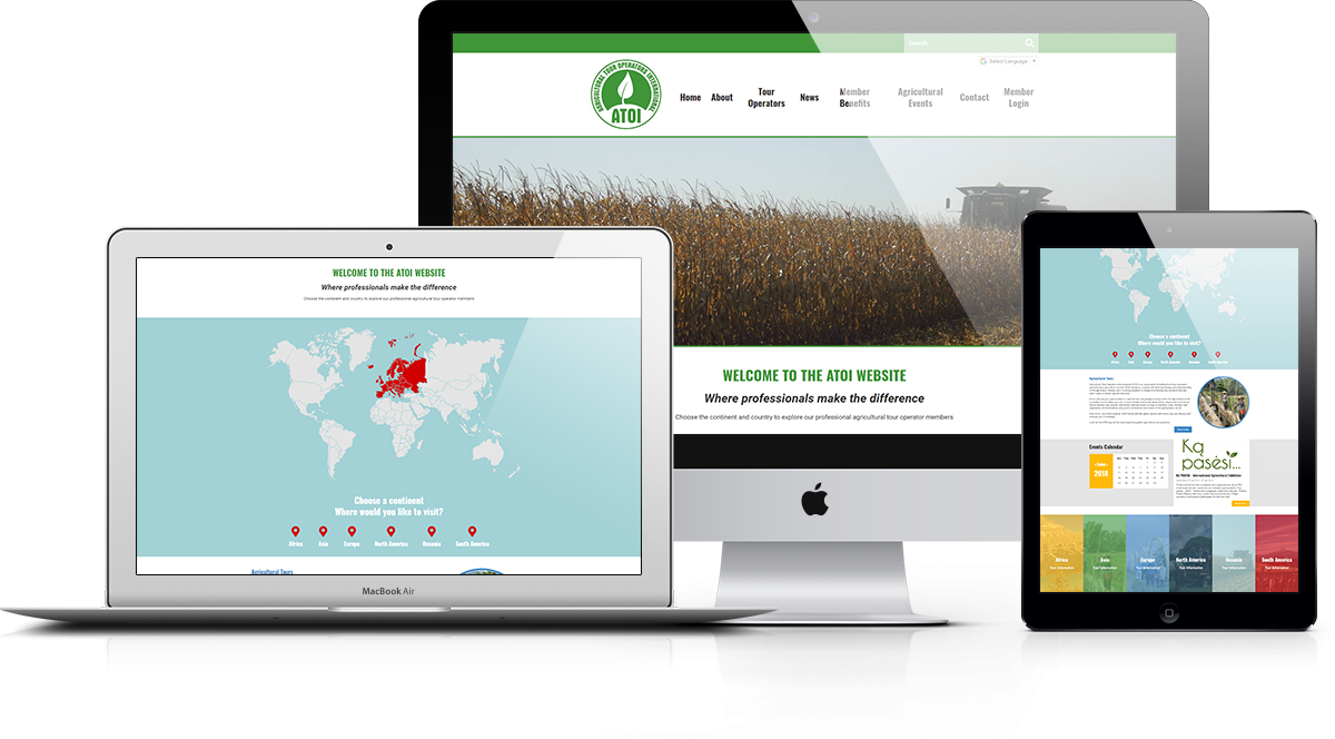 Agricultural Tour Operators International Responsive Display