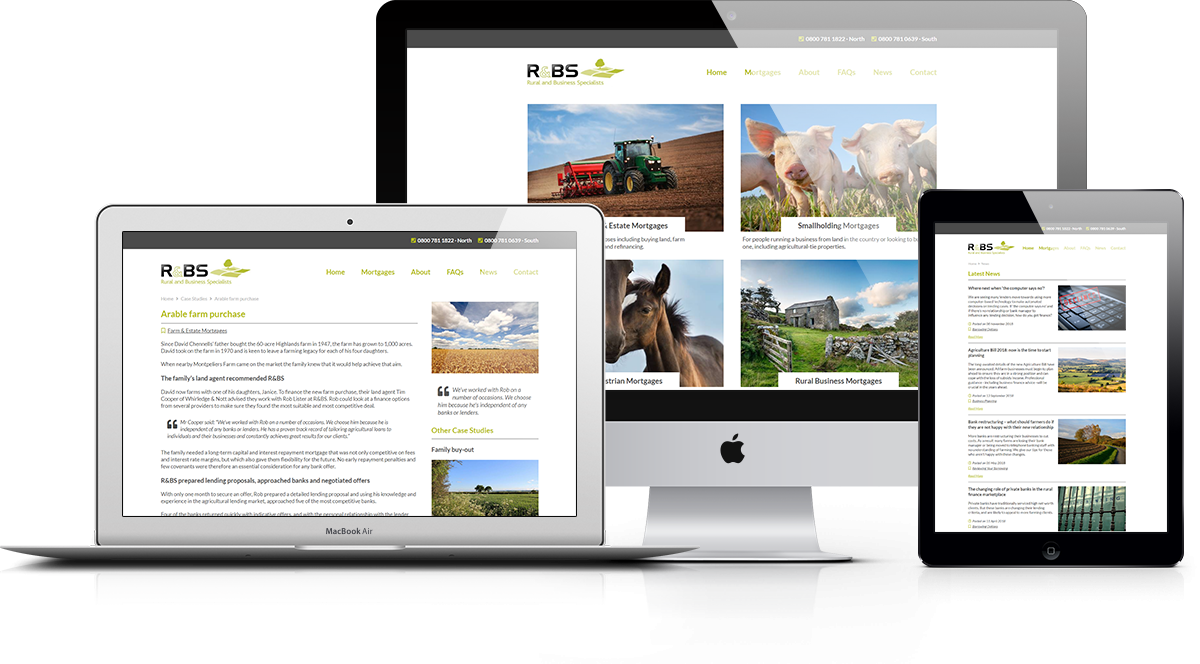 Rural & Business Specialists Responsive Display