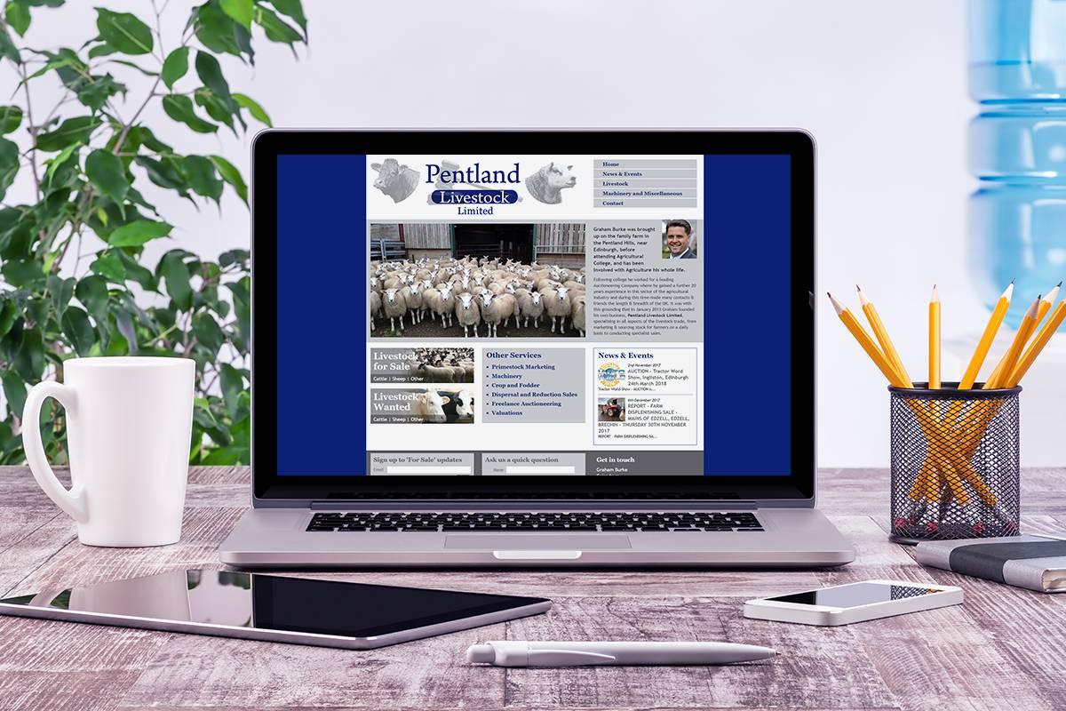 Pentland Livestock Limited