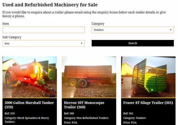 Machinery Search